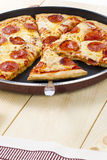 Pizza slices Royalty Free Stock Photo