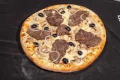 Pizza snabbmat Royaltyfria Foton