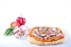 Pizza Speciale photos stock