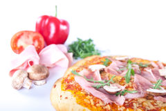 Pizza Speciale image stock