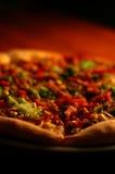 Pizza squisita Fotografia Stock