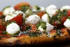 Pizza squisita Fotografia Stock Libera da Diritti