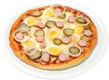 Pizza Stella Fotografia Stock