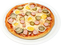 Pizza Stella Stock Photography