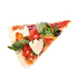 Pizza on the table Royalty Free Stock Images