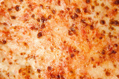 Pizza texture Stock Images