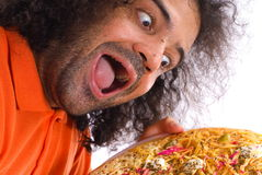 Pizza Time Royalty Free Stock Photos
