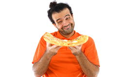 Pizza Time Royalty Free Stock Photo