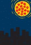 Pizza Tonight! Royalty Free Stock Photography