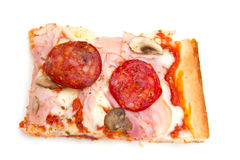 Pizza from the top Stock Photos
