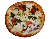 Pizza très délicieuse Images stock