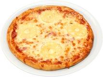 Pizza Tropicana Zdjęcia Stock