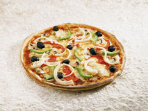 Free Pizza Vegetale Stock Photo - 21667680