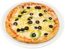 Pizza Vegetariana Royalty Free Stock Photos