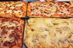 pizza włoskiej obrazy royalty free