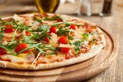 pizza włoskiej zdjęcie stock