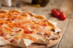 pizza włoskiej zdjęcia stock