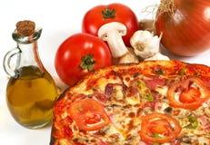 pizza włoskiej Zdjęcie Royalty Free