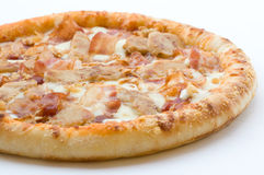 Pizza Western Style Royalty Free Stock Photo