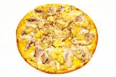 Pizza z mięsem 3 Obrazy Royalty Free