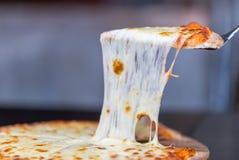 Pizzacheesycheese Stock Photo