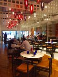 PizzaExpress Restaurant in Gurgaon Stock Image