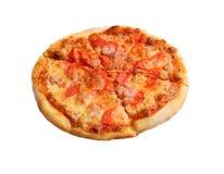 Pizzagarnele Lizenzfreies Stockfoto