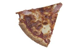 Pizzahawaiibo Royaltyfri Bild