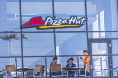 PizzaHut Stock Image