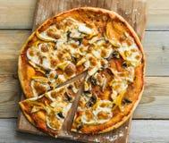 Pizzaitalienare Arkivbilder