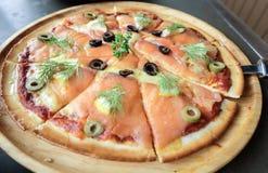 Pizzalax Royaltyfri Bild