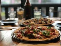 Pizzamargaritor royaltyfri bild
