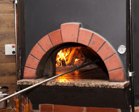 Pizzaofen Lizenzfreie Stockfotografie