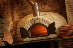 Pizzaofen Lizenzfreies Stockfoto