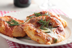 Pizzas Royalty Free Stock Images