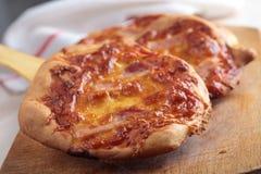 Pizzas Royalty Free Stock Photos