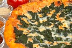 Pizzazeit Stockfotos