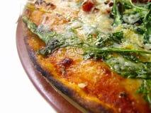 pizze roccula Στοκ Φωτογραφία