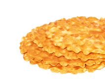 Pizzelles Royalty Free Stock Photography