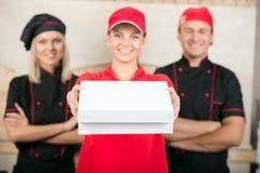 pizzeria Lizenzfreie Stockfotografie