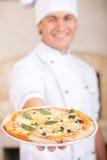 pizzeria stockbild