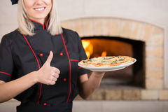 Pizzeria Stock Photography