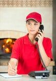 Pizzeria Stock Photo