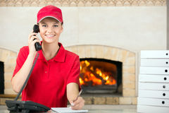 Pizzeria Royalty Free Stock Image
