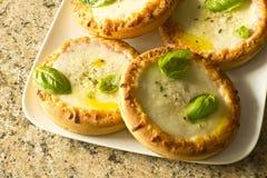 Pizzette Royalty Free Stock Photo