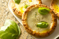 Pizzette Stock Photography