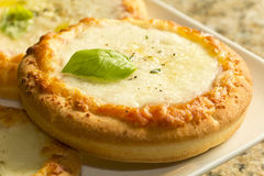 Pizzette Royalty Free Stock Photo