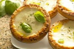 Pizzette Royalty Free Stock Photos
