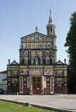 Church. Pizzighettone Cr ,Italy, the church of St.Peter Stock Photos