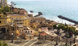 Pizzo Calabro (Calabria, Itália) Foto de Stock